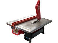 Tile cutter. 230 – 240Vac, 400w.