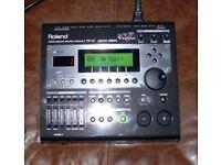Roland V DRUMS TD-12 module 9 VEX packs mount electronic drum brain trigger interface