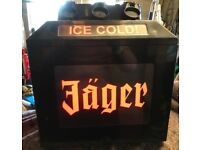 jagermeister machine (collect only)