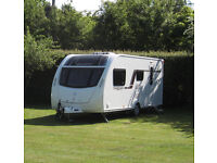 Swift Challenger Sport Touring Carvan 4 birth (selling due to ill health)