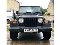Jeep Wrangler Sport 4.0 Soft Top 4x4