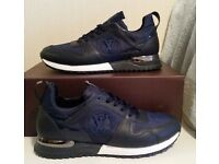 NEW LOUIS VUITTON TRAINERS - WITH BOX & DUST BAG - VARIOUS SIZES AVAIALABLE