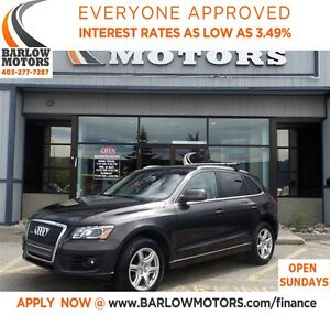 2012 Audi Q5 2.0T Premium*AMVIC INSPECTION & CARPROOF PROVIDED