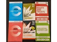 Law Q&A Books