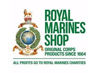 Royal Marines Shop eCommerce Office Manager