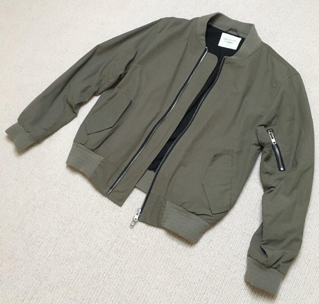 59fe5cb0e2 Represent Oblivion Bomber Jacket (Not Kanye, Yeezy, Boost, NMD, Supreme,  BAPE, Nike, Off White)