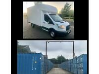 MAN & VAN & STORAGE 🇬🇧 UK COVERAGE 🇬🇧