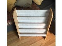Book case - for forward facing books