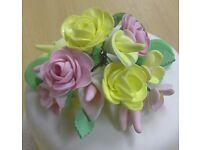 Let's Celebrate with Cake! - Advanced cake decorating