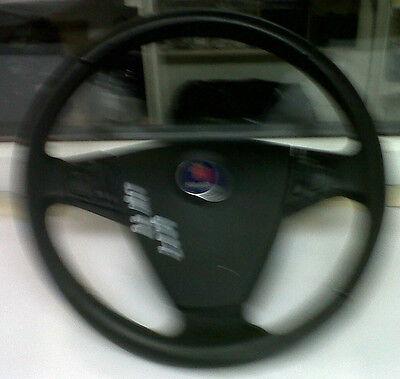 SAAB 9-3 93 Steering Wheel with SRS Unit 2003 & 2004 & 2005 12796741 4D 5D CV