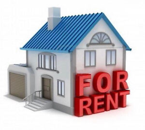 Seeking House for Rent - Two Separate Suites