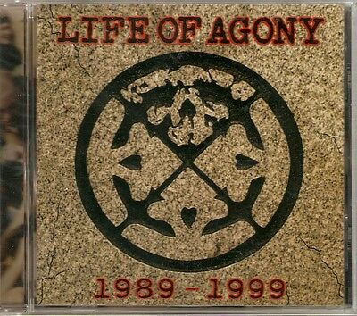 Life Of Agony - Life Of Agony 1989-1999 (Cd 2001) New