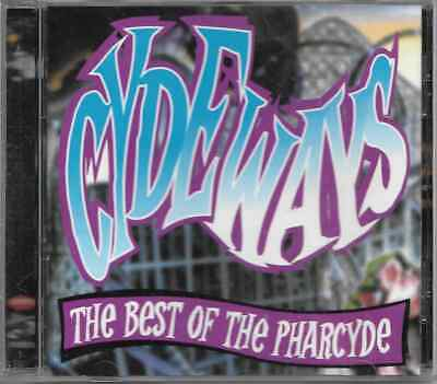 Cydeways: The Best Of The PHARCYDE CD (2007) It's Jiggaboo Time, Pack The