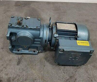 Sew-eurodrive Dft71d4 .5 Electric Motor Gearbox Reducer 2382sr