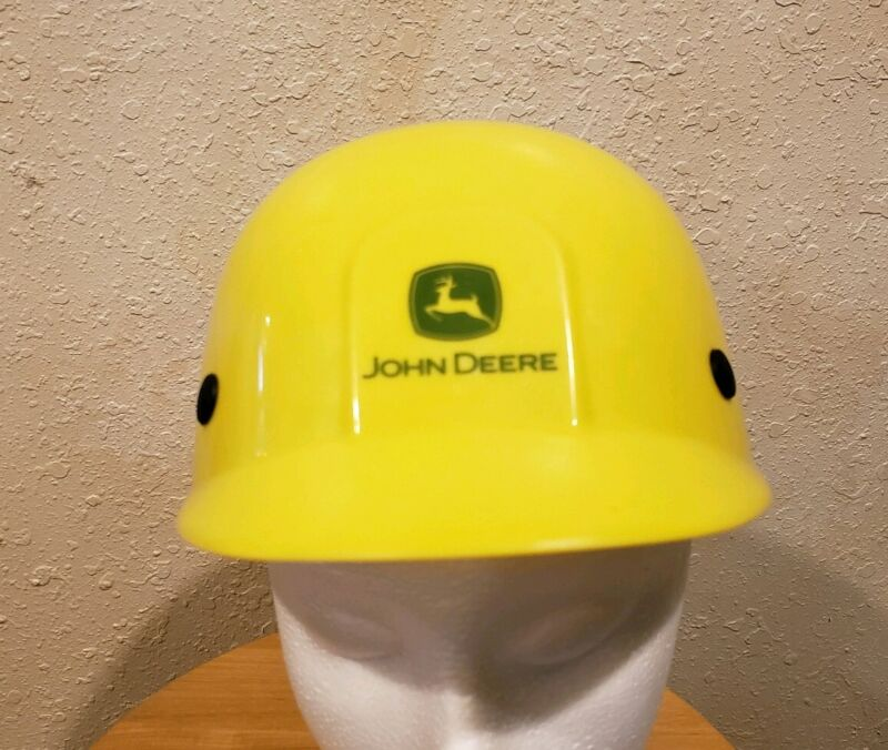 John Deere Plastic Hard Hat Adjustable Bump hat