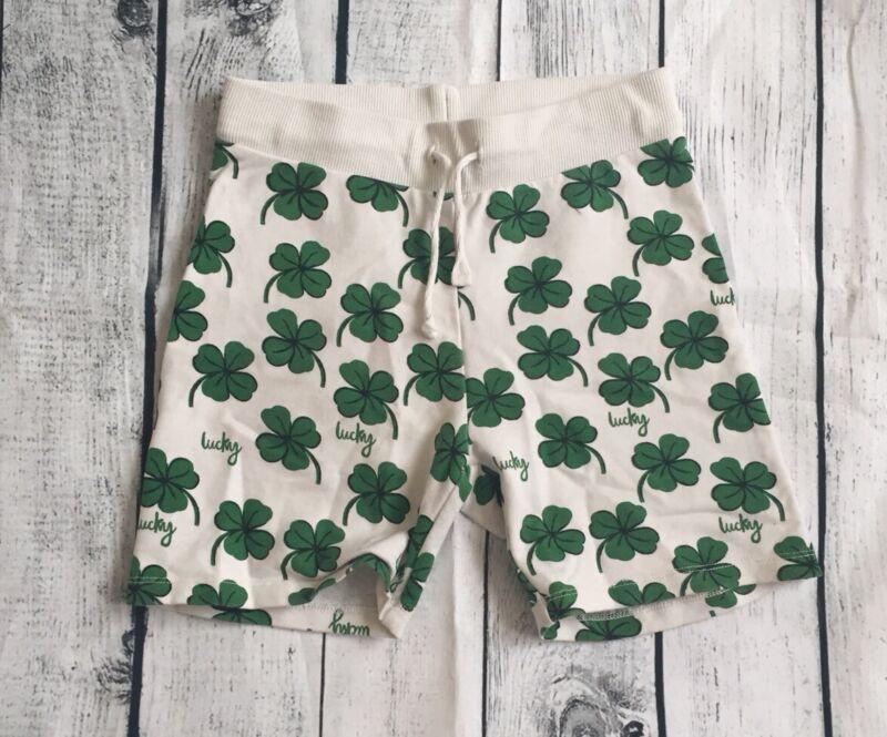 Mini Rodini Clover Shorts Size 104/110