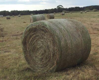 Grass Hay Bales Gherang Surf Coast Preview