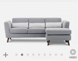 Super modern couch for sale!