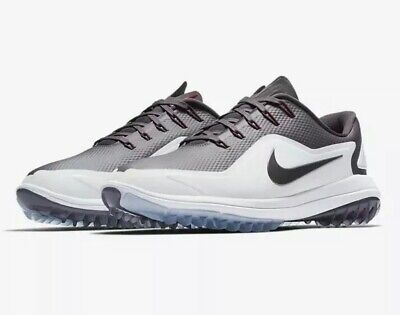 Men's Nike Lunar Control Vapor 2 Golf Shoes White Size 11 UK 899633 004
