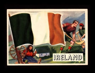 Flags Of Ireland (1956 TOPPS
