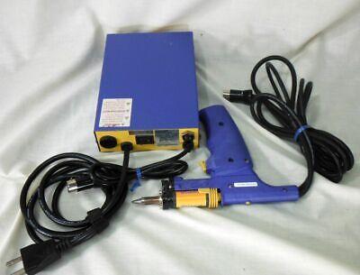 Hakko Fm2024 Desoldering Control Box Rework Station With Handpiece Fm-2024-21