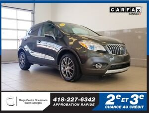 2016 Buick Encore CX / Sport Touring / Awd / Roue 18""""