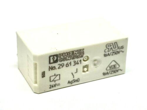 Phoenix Contact REL-MR024DC/1IC Mini Power Relay 2961341
