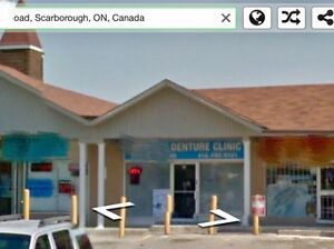 Small Business Space in Scarborough for Lease