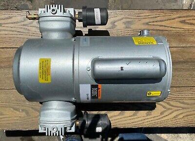 34hp Gast 5lca-23-m550ngx Air Compressor Used Local Pick Up
