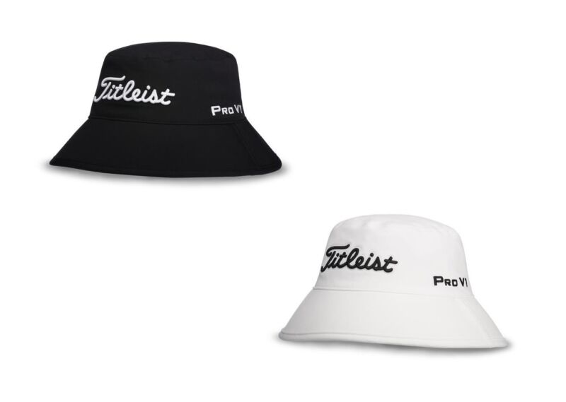 Titleist StaDry Performance Bucket Cap Hat 2018 Pick Color   Size ... 8704dff4cce