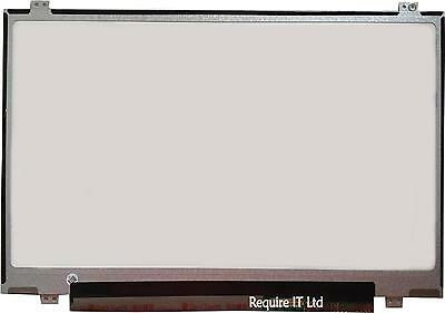 Dell Alienware M14x HD+ LED LCD Screen Panel 6HH82 Samsung LTN140KT05