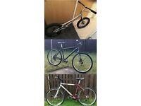 Bike bundle...3 4 400