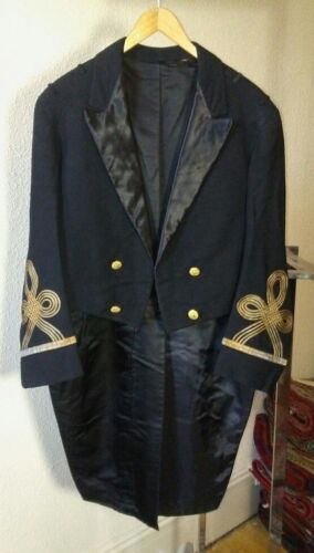 Post 1902 US Regular Army, Full Dress Formal Tailcoat, Colonel, Replaced Lapels