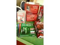 Inspector Morse Dvd set