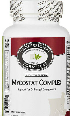 BEST MYCOSTAT COMPLEX GI SYSTEM CANDIDA INFECTIONS STOMACH YEAST FUNGAI