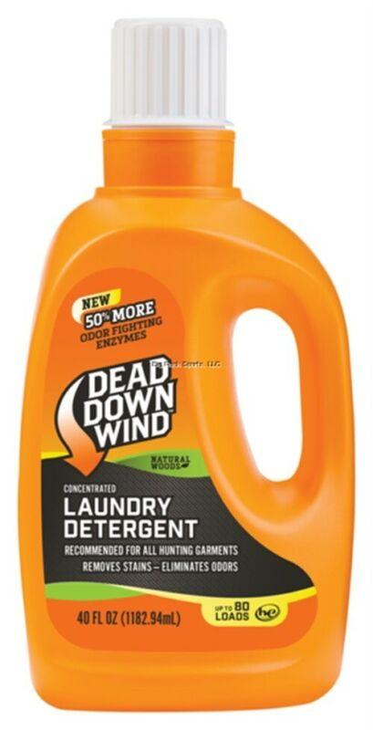 Dead Down Wind 1194018 Laundry Detergent Natural Woods 40oz Bottle