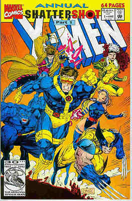 X-Men (2nd series) Annual # 1 (Jim Lee) (USA, 1992)