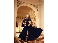 Kaia Vol-4 Designer Wedding Wear Indo Western Salwar Kamiz