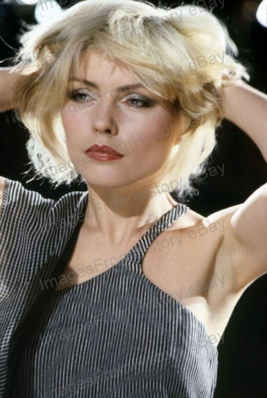 8x10 Print Debbie Harry Blondie #DH7