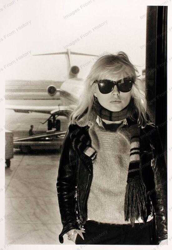 8x10 Print Debbie Harry Blondie #737DH