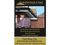 Roof & Damp specialists and Repairs- *Free call out*Free Quote...Call Chris-07428235181