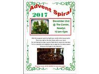Advent Spiral