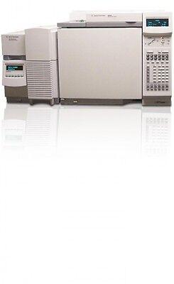 Agilent 68905973 Gas Chromatograph Mass Spectrometer Gcms System
