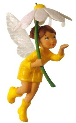 Hallmark 2018 April Showers Fairy # 3 in Friendly Fairy Series Ornament