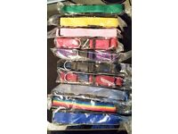 Puppy/Kitten/Cat collars Fit up to a 37cm circumference neck