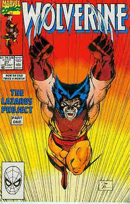 Wolverine # 27 (John Buscema) (USA, 1990)