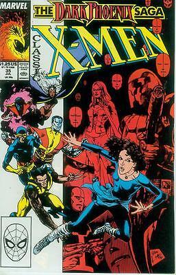 Classic X-Men # 35 (reprints X-Men 129) (USA, 1989)