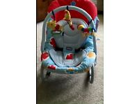 Chicco relax bouncy chair