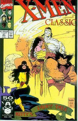 X-Men Classic # 57 (reprints Uncanny X-Men 153) (USA, 1991)