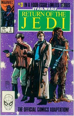Star Wars Return of the Jedi # 3 (of 4) (Al Williamson) (USA,1983)